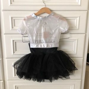 Other - Girls Jazz Funk Dance Costume Size 4-6
